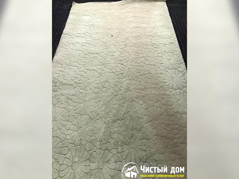 Before-Профессиональная стирка ковров