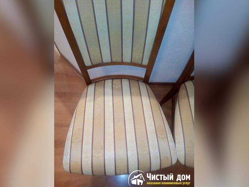 After-Химчистка стульев