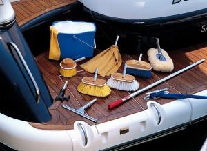 Химчистка яхт и катеров